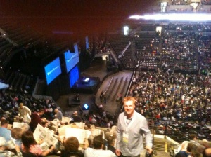 2010 BRK shareholder meeting